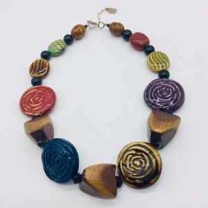 Jewelry - BOHO LUXE NECKLACE